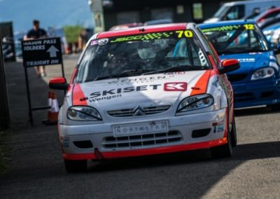 JSCC Saxo 3rd at Knockhill