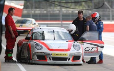Colin – 997-GT3 Silverstone August 2016