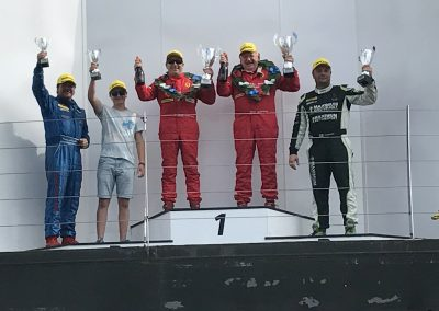 Oli Willmott's 1st GT category race - 2nd overall!