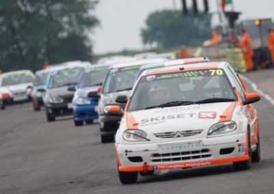 JSCC Saxo 2nd at Croft