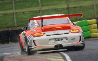 Colin Willmott & Jack Wright – Britcar 997 GT3 – Croft – 24/25 July 2016