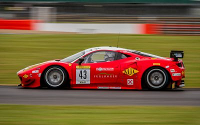 Silverstone GP Race 1: A Win For Infirm Ferrari Favourites
