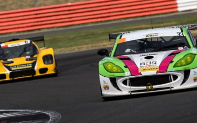 Silverstone GP Race 2: Another Win for MJC Furlonger – In Sickness and in Health