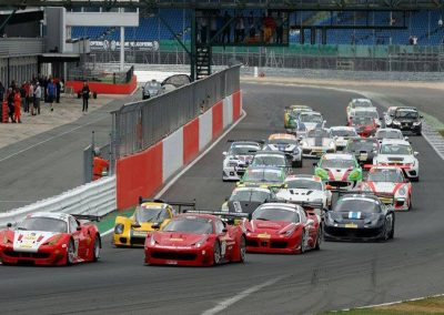 Willmott Racing Britcar endurance Silverstone